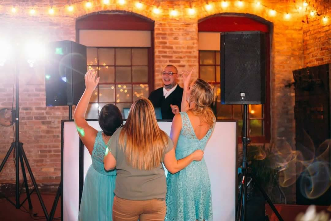 Logan Barber SB3 Entertainment photo booth